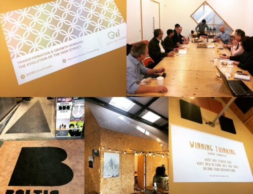 Glenville Walker Winningthinking.uk Business Breakfast