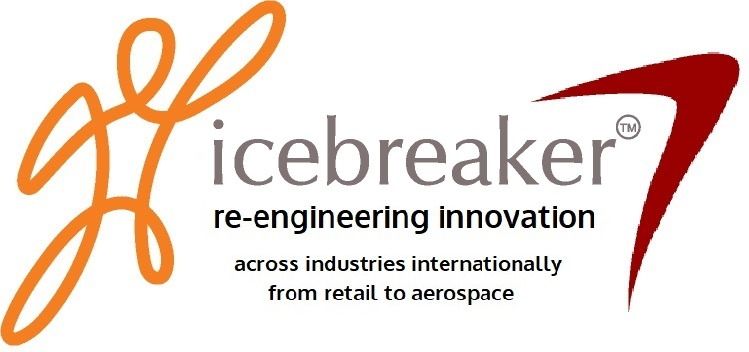 Icebreaker Executive Logo